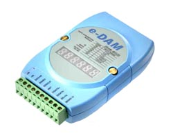 EDAM-8012D (A/D digital input and open collector output module)