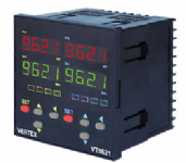 VT9621 Fuzzy Enhanced PID Dual Channel Controller